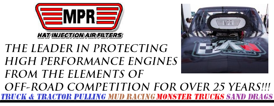MPR HAT INJECTION AIR FILTERS