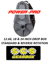S C S 12 TO 24 DROP TRANSFER CASE