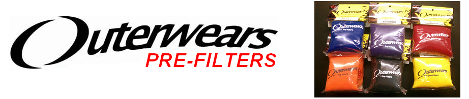 OUTERWEARS PRE-FILTERS