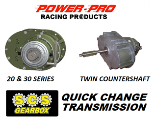 S C S GEARBOX QUICK CHANGE TRANSMISSIONS