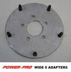 WIDE 5 ADAPTERS