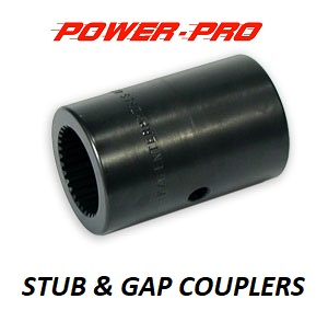 STUB & GAP COUPLERS